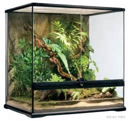 exo terra natural terrarium medium advanced reptile habitat