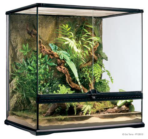 exo terra natural terrarium medium habitat davant