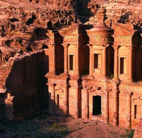 jordanien faszination petra welt