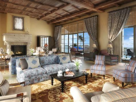 wohnzimmer mediterraner stil mediterrane einrichtungsideen f 252 rs zuhause