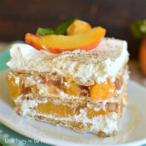 Easy But Scrumptious Dessert by No Bake Icebox Cake Dairy On The Prairie
