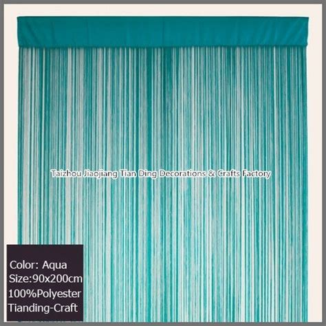 fringe door curtain china fringe door curtain string curtain for home decor