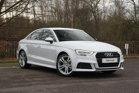 Audi A3 Tfsi S Line by Used 2016 Audi A3 1 4 Tfsi S Line 4dr For Sale In Kent