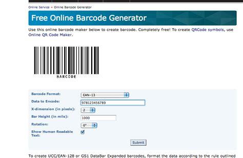 cara membuat barcode generator warna dunia mudah membuat barcode cek digit isbn dan ean 13