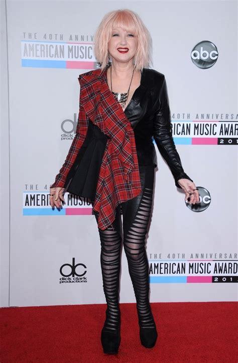 music awards 2012 video cyndi lauper photos photos american music awards 2012