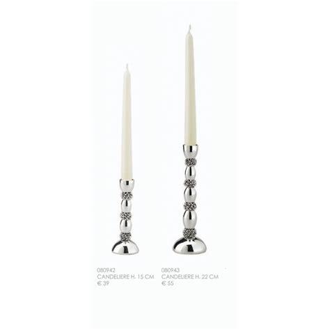 candeliere argento candeliere monocero ricoperto argento