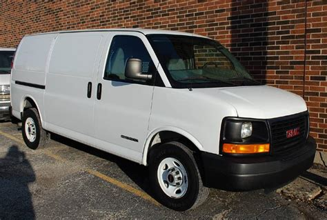 how cars run 2006 gmc savana cargo van transmission control 2006 gmc savana 2500 cargo van 1 owner 97k miles