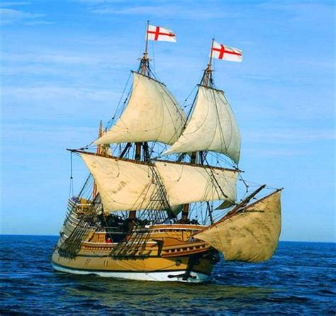 Boat Yumeida K 1620 real pictures of the mayflower mayflower history mayflower pilgrims sails ship