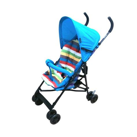 Kereta Dorong Bayi Merk Babyelle jual babyelle vivo blue kereta dorong bayi harga