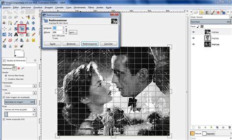 redimensionar varias imagenes gimp como colocar fotos em tira de filme no gimp novotopico com