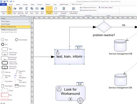 bpmn diagram shapes gallery how to guide and refrence