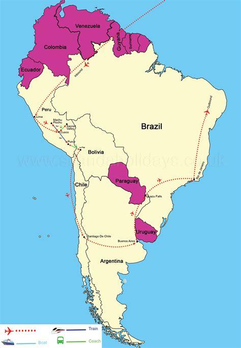 america map grand grand south america