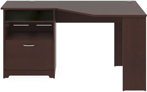 bush cabot corner desk bush furniture cabot cherry corner desk wc31415 03
