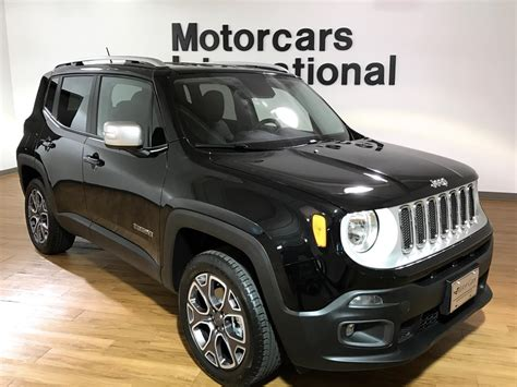 Jeep Renegade 4x4 2017 Jeep Renegade Limited 4x4