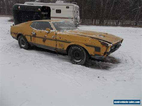 1971 mustang for sale 1971 ford mustang for sale in the united states