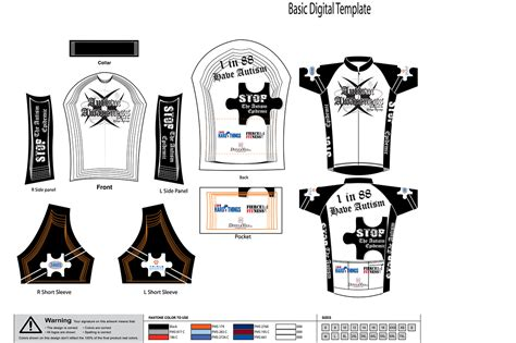 cycling jersey pattern download apparel athletic performing arts on behance