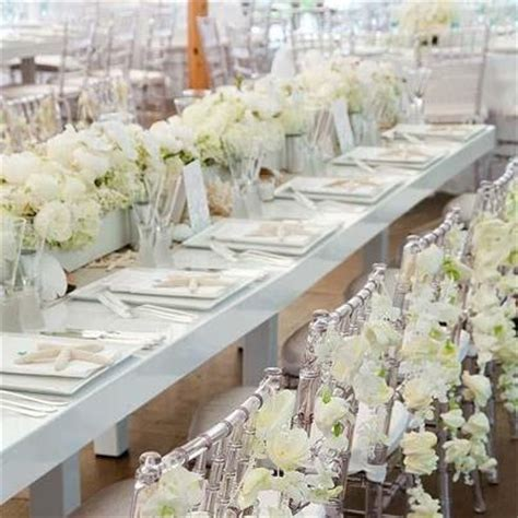 Your Wedding in Colors: An All White Wedding   Arabia Weddings