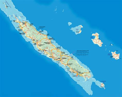 map of new caledonia and australia new caledonia map map of new caledonia new caledonia