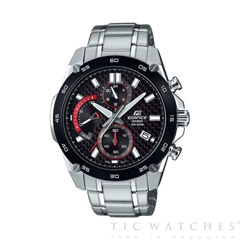 Edifice Casio Stainless casio edifice efr 557cdb 1avuef chronograph
