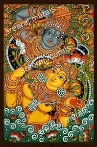 Indian Wall Murals 148 best images about indian art kerala mural paintings