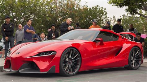 Toyota New Supra New Toyota Supra Ft 1 Concept Quot The Car Quot
