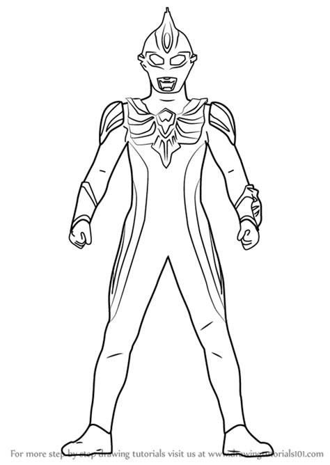 coloring book ultraman mebius learn how to draw ultraman max ultraman step by step