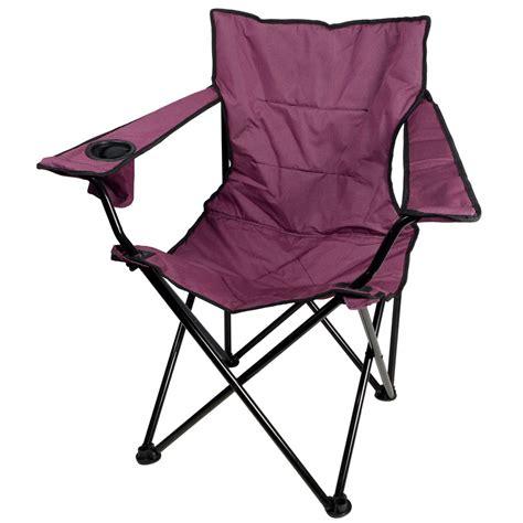fold away chairs ebay azuma deluxe easy fold away padded cing chair drinks