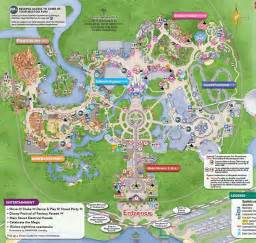 map disneyland florida disney maps and maps of disney theme parks resort maps