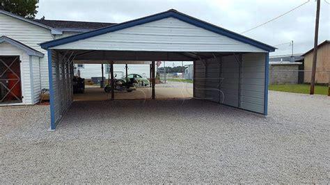 Custom Metal Carports Custom Metal Buildings Carports Garages By Steel