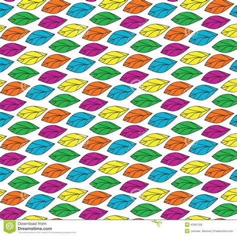 pattern nature colorful blade patterns stock vector image 43061335