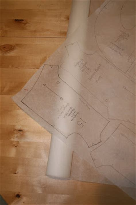 dress pattern tracing paper swedish tracing paper sew much ado