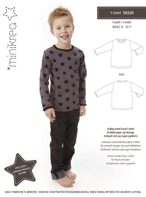 t shirt paper pattern 50220 t shirt paper pattern minikrea