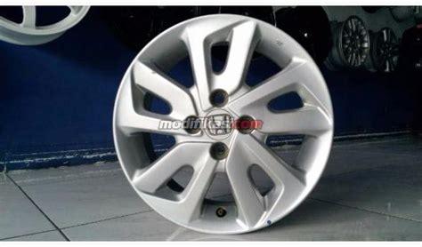 Dop Velg Veleg Honda Model Ori Silver velg oem h mobilio r15