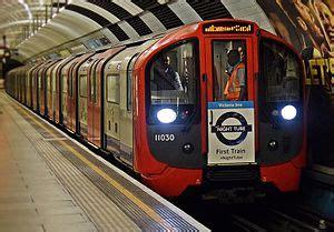 london underground 2009 stock wikipedia