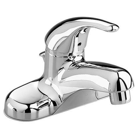 american standard colony soft single handle standard colony soft single hole faucet metal drain american