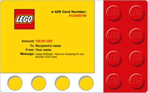 lego shop - Businesses That Donate Gift Cards