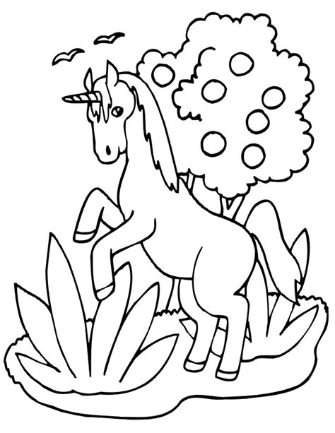 coloring page flying unicorn free printable unicorn coloring pages for kids