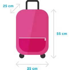 bagages cabine ouigo