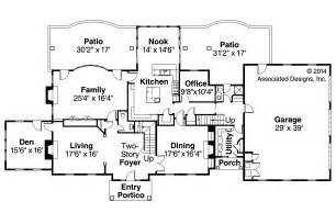 1st floor plan house house plans with master bedroom on first floor simple dgg