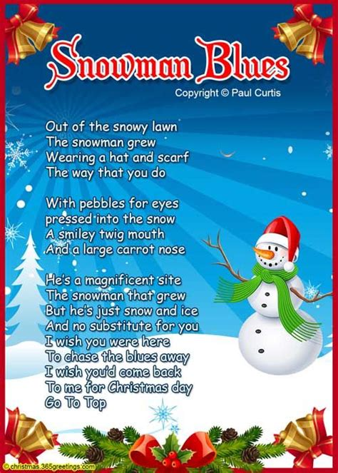 printable christmas recitations 400 best christmas poems images on pinterest poems for