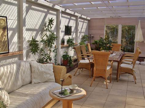 Rattanmöbel Balkon by Terrasse Anbauen Anbau Terrasse Design Ideen