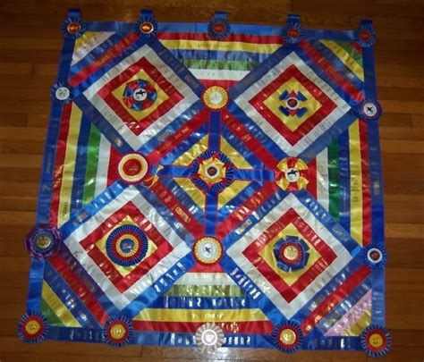 Ribbon Quilts by Ribbon Quilt A Quilt