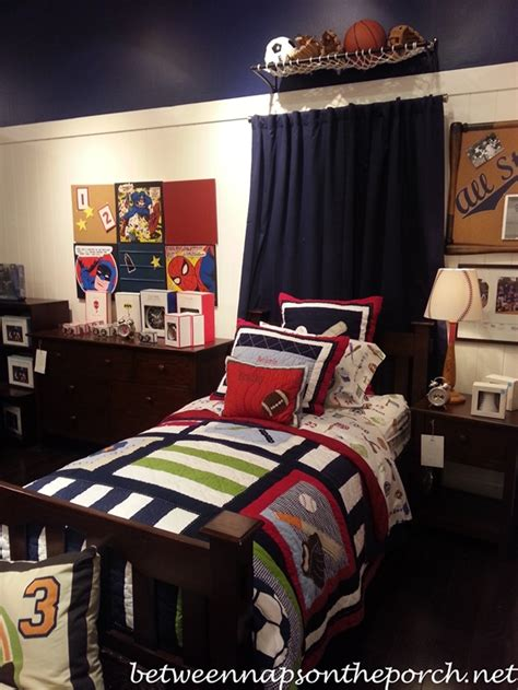 guy comforters a visit to the pottery barn teen kids store in atlanta
