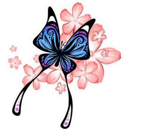 free butterfly tattoo designs to print tattoos book 2510 free printable stencils insects