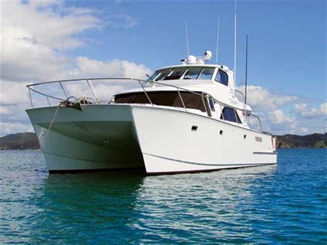 sailing catamaran under 100k 50ft custom power catamaran for sale trade boats australia