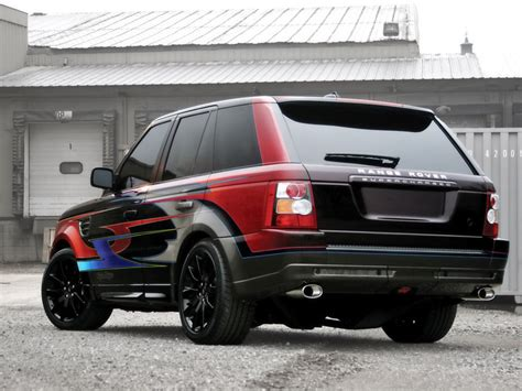 2005 land rover range rover sport supercharged by troy