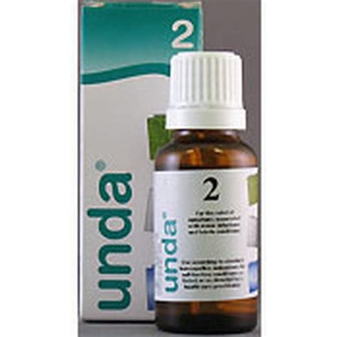 Unda Homeopathic Detox by Unda 2