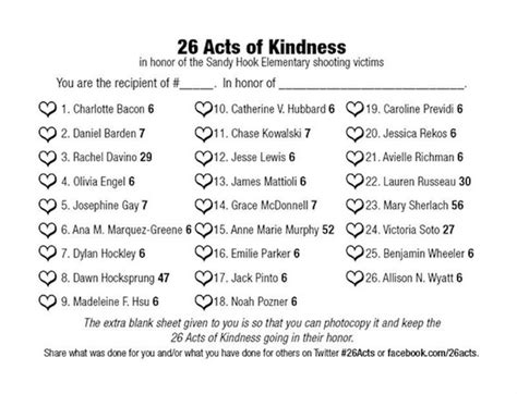 random acts of kindness template random acts of kindness exles k k club 2017