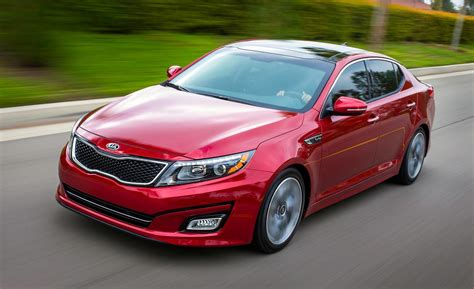 Optima Kia Turbo Car And Driver