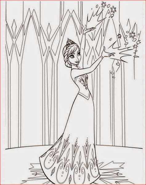 ice castle coloring page frozen ice palace coloring pages coloring pages